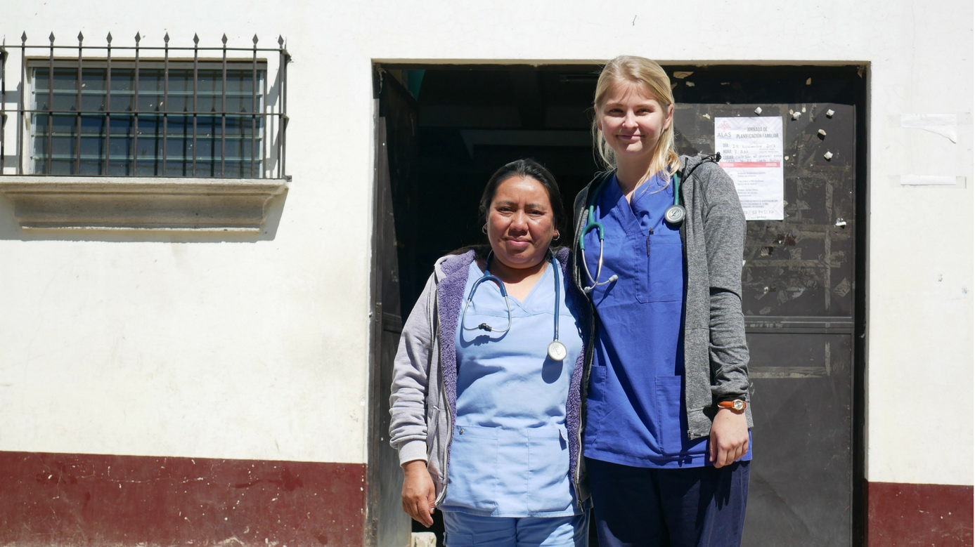 Medical Internship in Guatemala