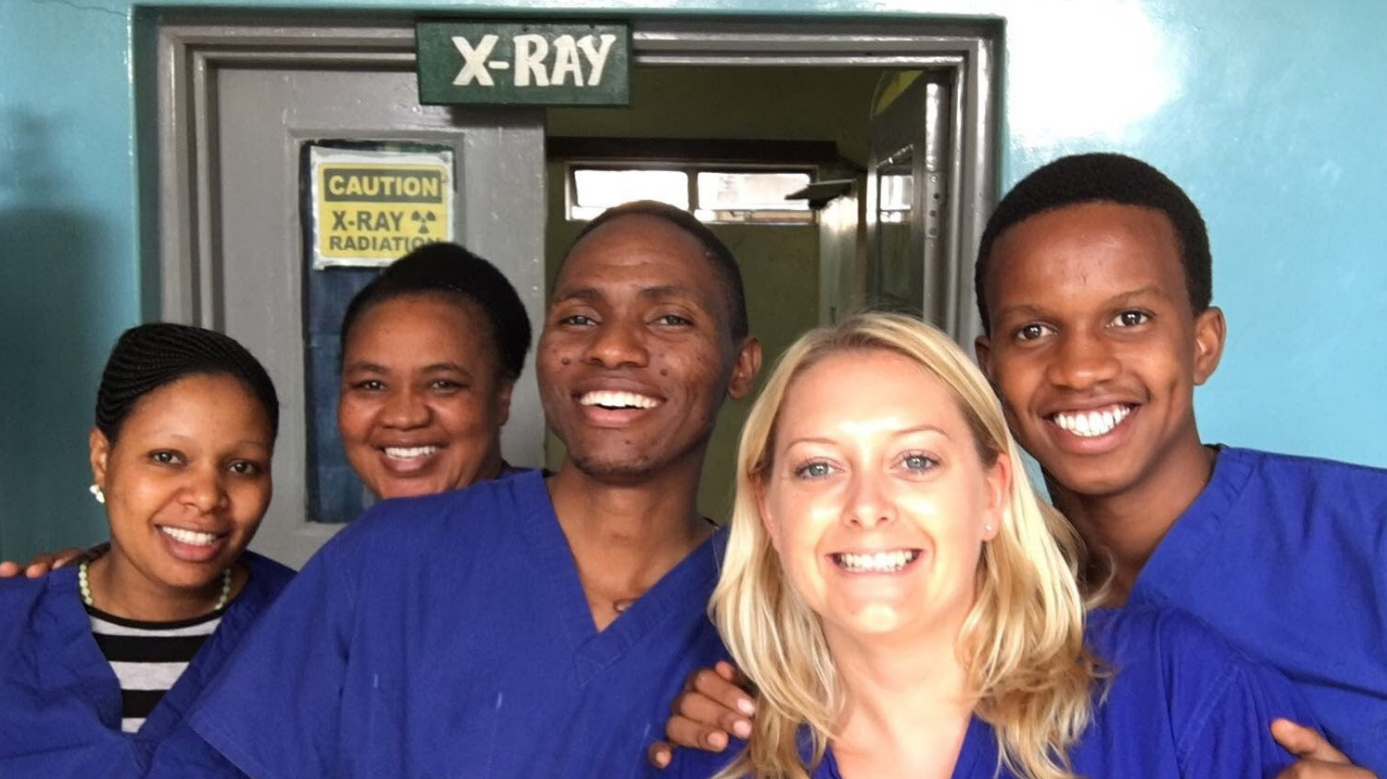 Radiology Internship in Tanzania